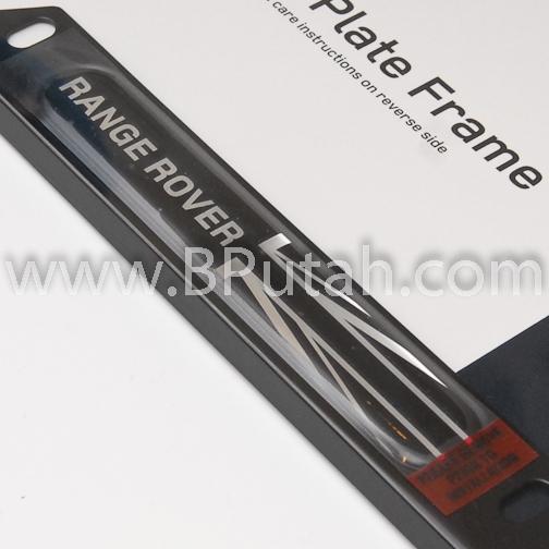 rclpfrrb2 rclpfrrs rclpfrrs rclpfrrb factory genuine oem license plate frame for land range rover