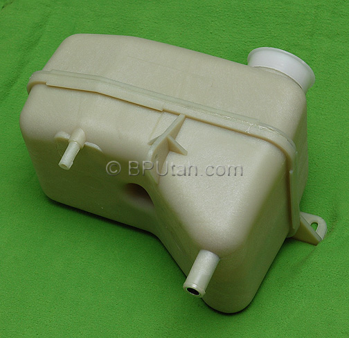LAND ROVER DISCOVERY 1 RANGE CLASSIC DEFENDER RADIATOR EXPANSION TANK w// CAP NEW