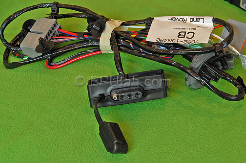 Land Rover LR2 Towing Trailer Wiring Harness VPLFT0003 VPLFT0107 – Land Rover Lr2 Wiring Harness
