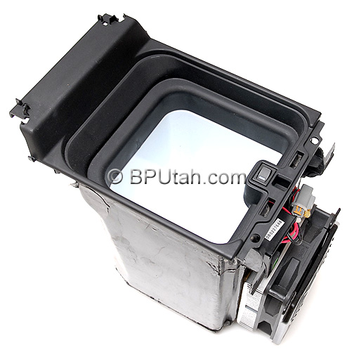 Center console cooler box