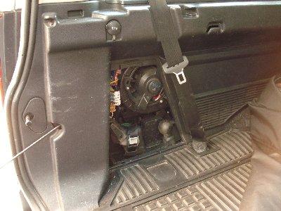 Land Range Rover Sport Lr3 Lr4 Genuine Tow Hitch Receiver