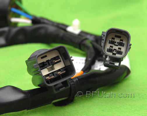 Land Rover LR3 Genuine OEM Factory Trailer Tow Wiring Harness – Land Rover Trailer Wiring Harness