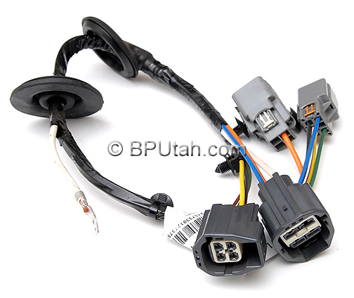 Land_Rover_LR4_Trailer_Wiring_Harness_VPLAT0013_B land rover lr4 genuine oem factory trailer tow wiring harness 2011 land rover lr4 trailer wiring harness at couponss.co