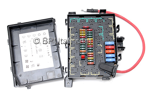 range rover pa genuine oem factory fuse box