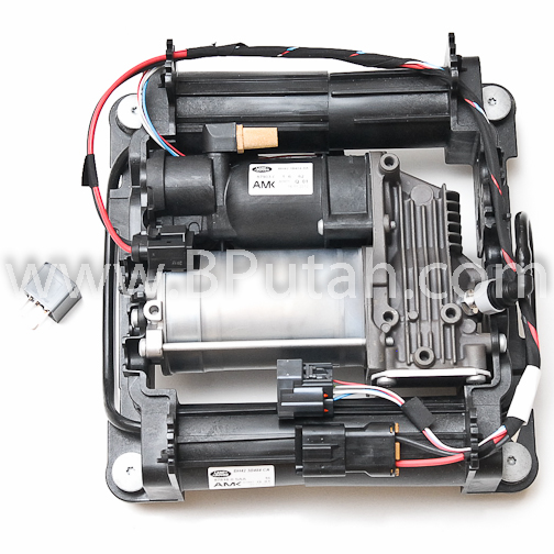 range rover air suspension relay location  range  free