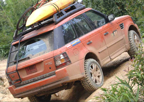 Is There A Rear Access Ladder For The Rrc Expedition Portal