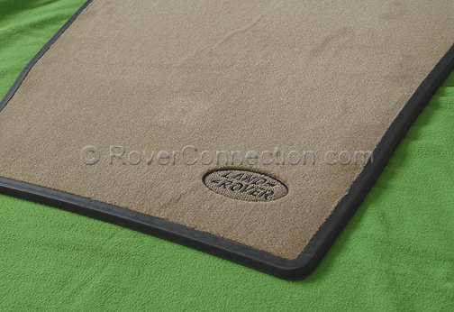 Land Rover Discovery Genuine Oem Factory Premium Carpet Floor Mats