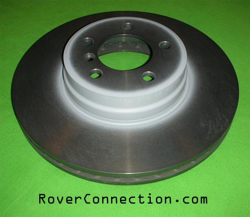 Land Rover Range Rover 03 04 05 Rear Brake Rotors Pads: Range Rover Genuine OEM Aftermarket Brake Rotor Disc