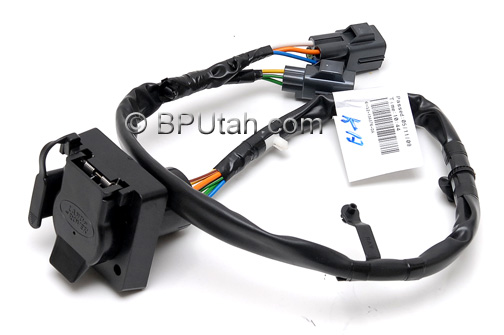 Range Rover Sport Genuine OEM Factory Trailer Wiring Harness on dog harness, amp bypass harness, pet harness, safety harness, nakamichi harness, maxi-seal harness, pony harness, cable harness, radio harness, alpine stereo harness, engine harness, oxygen sensor extension harness, fall protection harness, obd0 to obd1 conversion harness, electrical harness, suspension harness, battery harness,