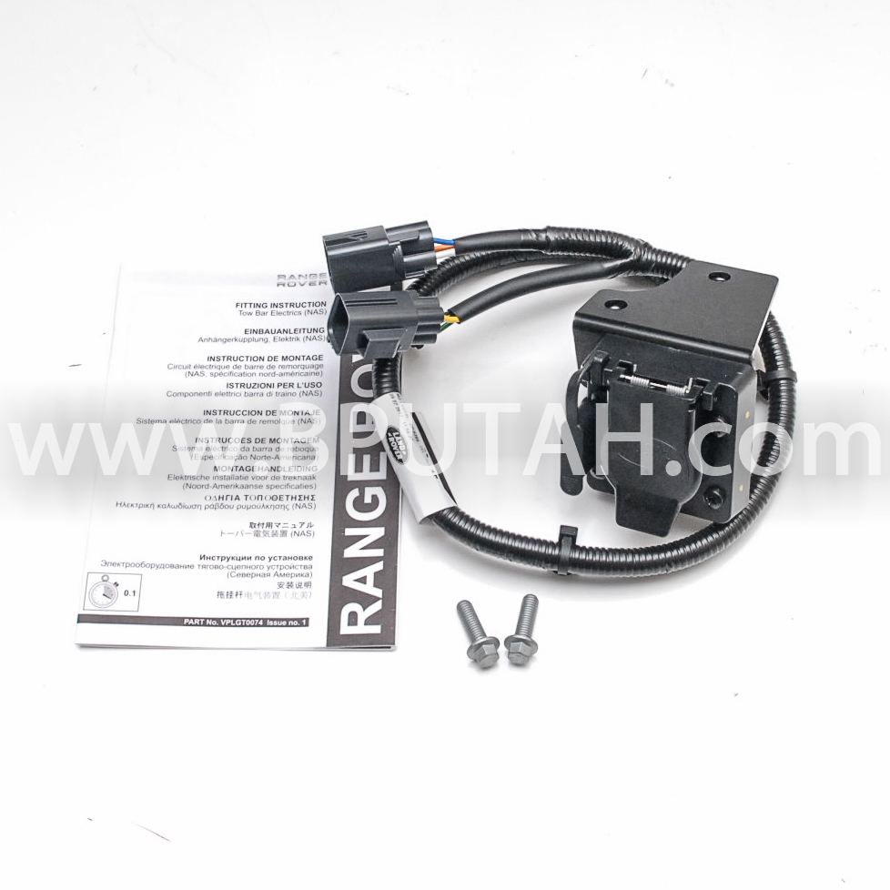 Range Rover Trailer Wiring Harness Library Genuine Oem Factory Tow Vplgt0074